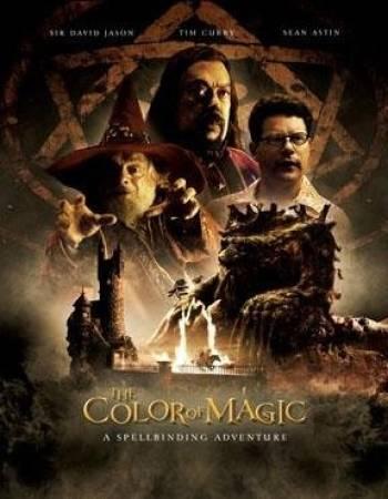 Волшебства Терри Пратчетта / Terry Pratchett's The Colour of Magic (2008)